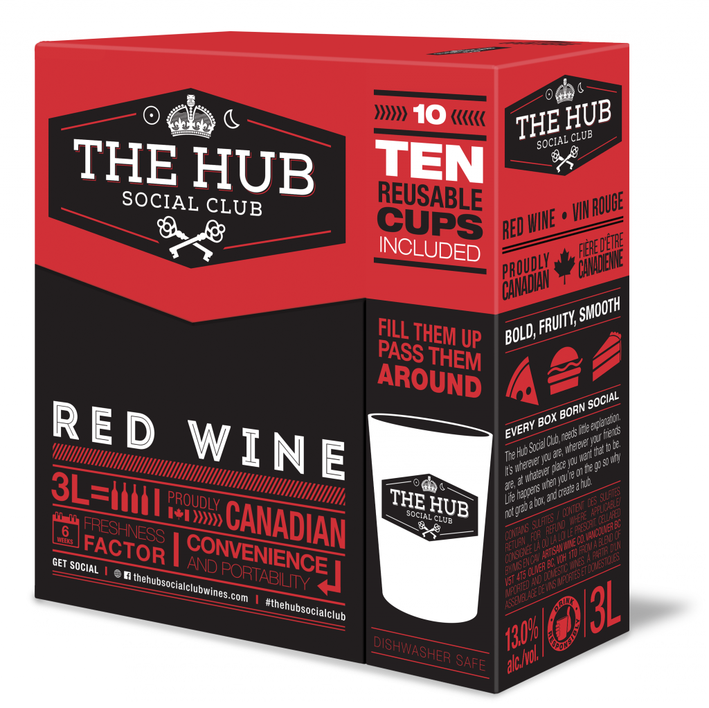 THE HUB_3L_HR_RED_WITH CUPS