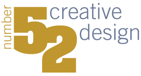 Number 52 Creative Design